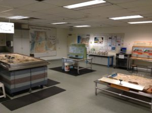 Example of Lab Space: Watershed Lab